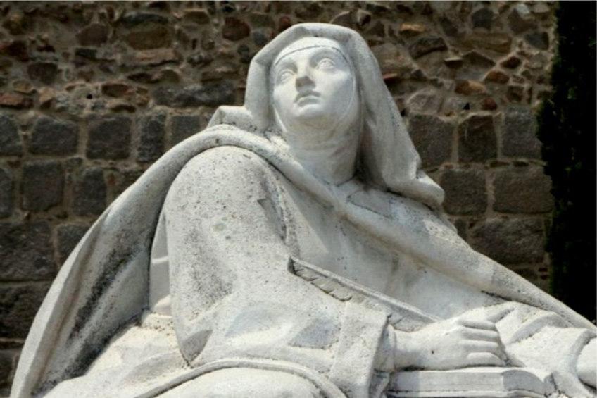 Enrique de Ossó y Santa Teresa