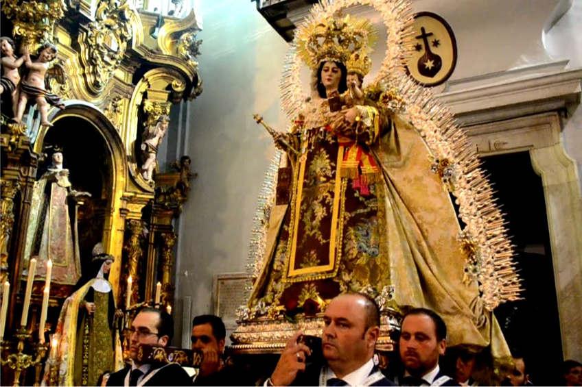 María, carisma de la Orden del Carmen