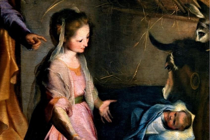 La Navidad nos viene por María