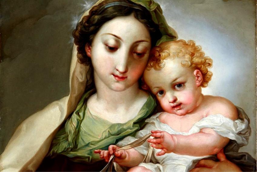 La Virgen del Carmen asunto de amor